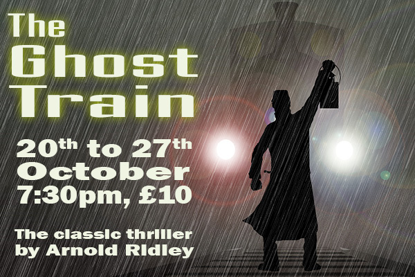 Hayling Island What's On Event The Ghost Train