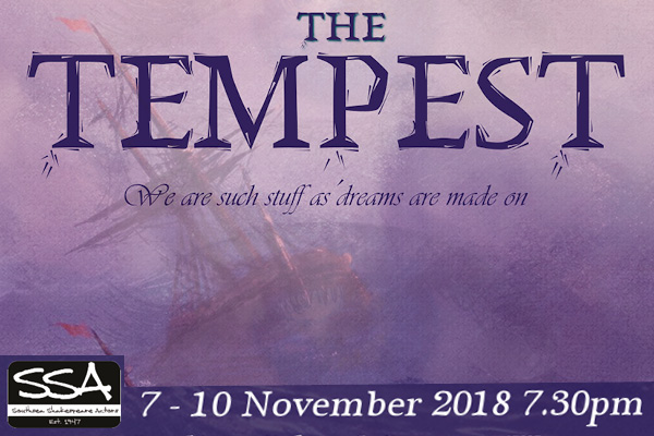 Hayling Island What's On Event The Tempest